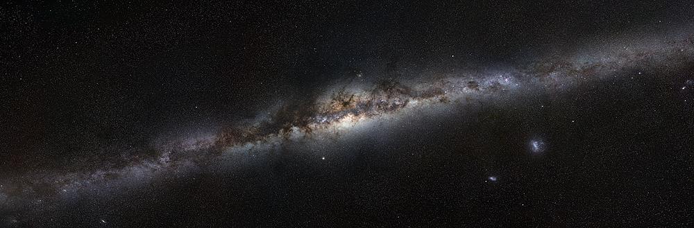 Milkyway via lactea foto grande